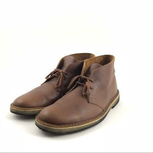 Mens Clarks Boots